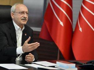 CHP Lideri Kılıçdaroğlu, üniversite öğrencileriyle video konferansla görüştü
