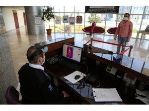 """Maltepe Belediyesi'nde """"termal kamera"""" önlemi"""