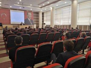 Van'da 'LGS Değerlendirme Toplantısı' yapıldı