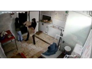Kartal'da yaşanan hırsızlık dudak uçuklattı: 6 dakikada 1 ton 200 kilo et çaldılar