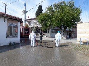 Manisa'da bir mahalledeki karantina daha sona erdi