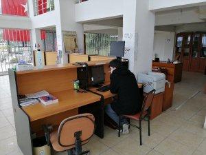 Anadolu Üniversitesi, online sınavlar süresince açıköğretim bürolarını öğrencilerin kullanımına sundu