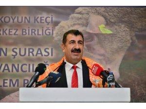 TÜDKİYEB Başkanı Çelik'ten Çiftçiler Günü mesajı