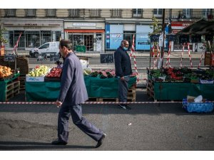 Fransa'da korona virüse bağlı ölü sayısı 27 bini geçti