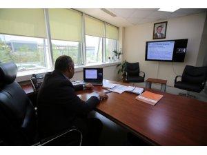Büyükşehir'de kurum içi eğitimler online ortamda sürdürülüyor