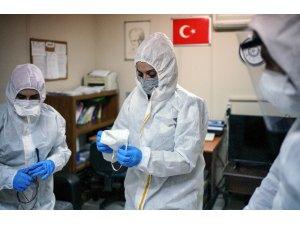 Korona virüs vakalarına giden 112 Acil Servis ekiplerinin bir günü