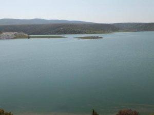 Beşkarış barajı tarıma büyük katkı sağlıyor