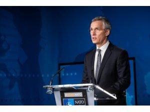 """NATO Genel Sekreteri Stoltenberg: """"NATO, Trablus hükümetine destek vermeye hazır"""""""