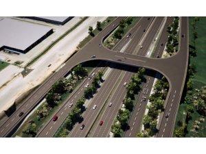 Büyükşehir'den Gebze'deki trafik yoğunluğunu azaltacak dev proje