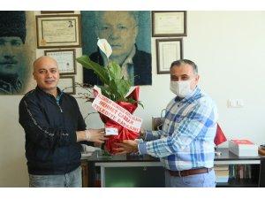 Başkan Mehmet Cabbar'dan Eczacılar Günü mesajı