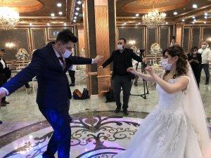 Düğün salonlarından sosyal mesafeli törenlere hazırız mesajı