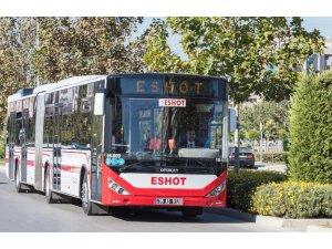 İzmir'deki otobüsler için klima kararı