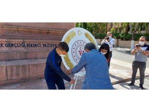 Gençlik Haftası açılışı törenle yapıldı