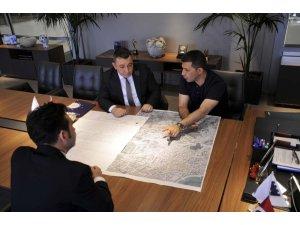 Kuşadası'nda doğalgaz çalışmaları 2020 yılında da devam edecek