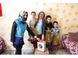 Mehmet'in işitme cihazı Onikişubat Belediyesi'nden