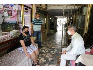 Başkan Oktay'dan engelli gençlere 19 Mayıs ziyareti