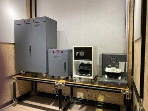 Kağıt parayı virüsten temizleyen dezenfekte makinesi geliştirildi