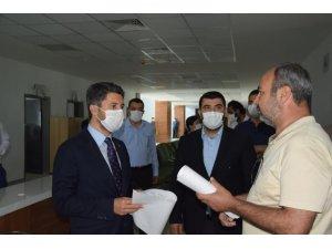 Ceyhan Devlet Hastanesi'nde sona gelindi