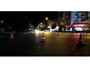 Eskişehir'de 4 gün sürecek sokağa çıkma kısıtlaması başladı