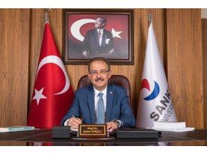 Rektör Prof. Dr. Güner Dağlı'dan 19 Mayıs mesajı
