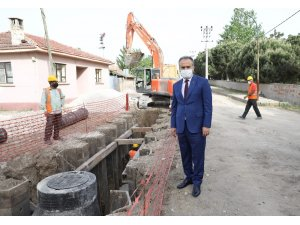 Büyükşehirden Mustafakemalpaşa'ya yatırım yağmuru
