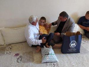 Başverimli Belediye Başkanı Tatar engeli bireyleri sevindirdi