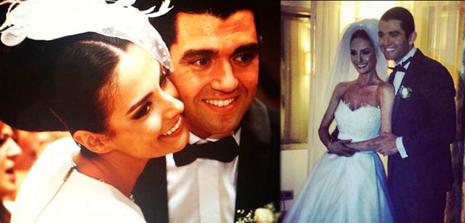 Özlem Yılmaz evlendi!