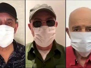 MFÖ'den 'maske tak' şarkısı