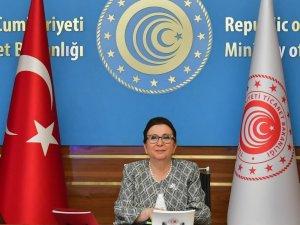 Bakan Pekcan, Türk-Rus Hükümetlerarası KEK Eşbaşkanı Novak ile görüştü