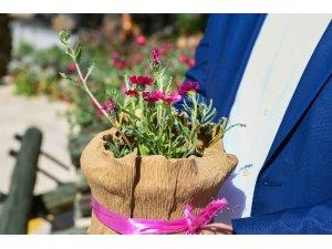 """Endemik """"Sevgi Çiçeği"""" koruma altına alındı"""
