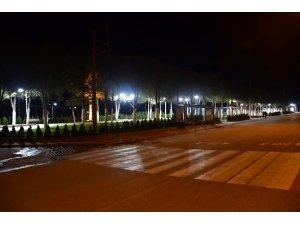 Biga'da açık teklif usulü canlı yayında ihale