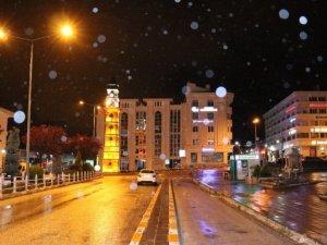 Anadolu'da Mayıs ayında kar sürprizi