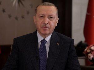 Cumhurbaşkanı Erdoğan: Türkiye'nin gücünü, zenginliği, refahını çok daha yükseklere taşıyacağız