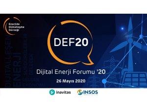 Dijital Enerji Forumu '20,  26 mayısta başlıyor
