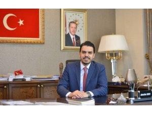 """YTB Başkanı Eren: """"Güçlü bir dayanışma örneği ortaya koyduk"""""""