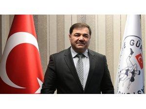 TGF Başkanı Aydın'dan bayram mesajı