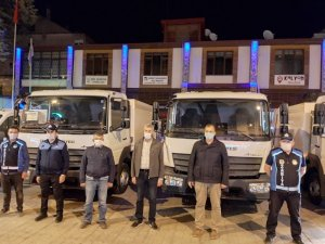 İznik Belediyesi araç filosunu genişletti