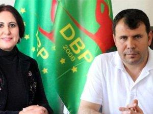 Eski DBP eş genel başkanlarıyla birlikte 12 kişi tutuklandı