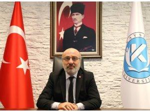 Rektör Karamustafa'dan İstanbul'un Fethinin 567. Yıldönümü Kutlama Mesajı
