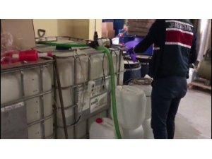 Korona virüsü fırsata çevirmeye çalışanlara Jandarma baskını