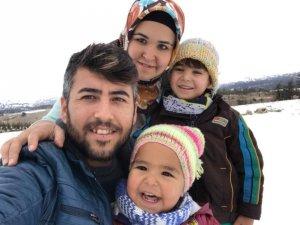 Hamile eşi için kayısı toplarken düşen adam hayatını kaybetti