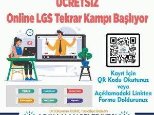 Adıyaman'da online hızlandırılmış kursuna kayıtlar başladı