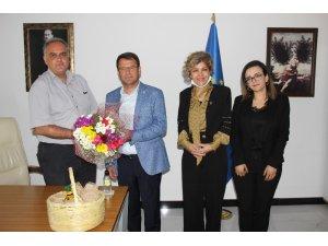 """Samandağ'a """"Gastronomi Köyü"""" kuruluyor"""