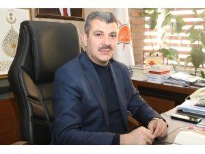 """Başkan Altınsoy: """"Zarar gören çiftçilerimiz için girişimde bulunduk"""""""
