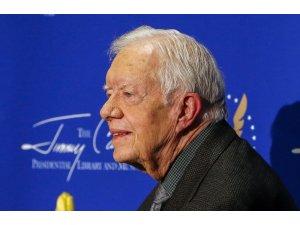 Eski ABD Başkanı Carter'den ırkçılığı kınayan açıklama