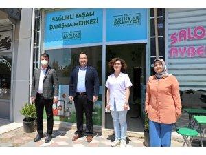 Akhisar Belediyesinden ücretsiz diyetisyen hizmeti