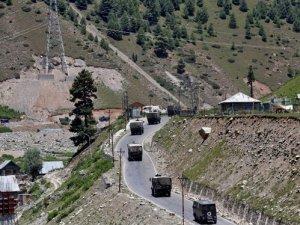 Hindistan Çin sınırında çatışma: 3 Hint askeri öldü