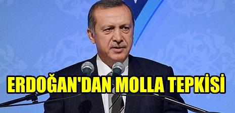 Erdoğan'dan Molla Abdülkadir tepkisi