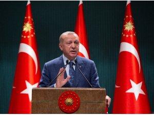 """Cumhurbaşkanı Erdoğan: """"Demokratik, çoğulcu, temsil düzeyi yüksek bir baro yapısı oluşturmakta kararlıyız"""""""