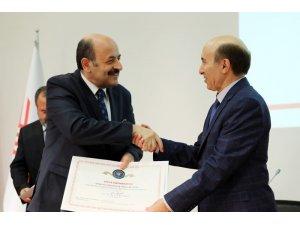 DÜ'ye 6 engelsiz üniversite bayrak ödülü